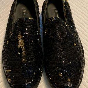 INC International Concepts Men Flash Sequin Shoes